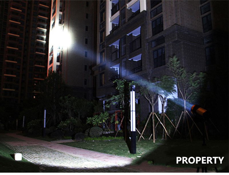 Rechargeable Flashlight Strong Light Long-range 1000 Meters Outdoor High-power LED Super Bright Portable Searchlight