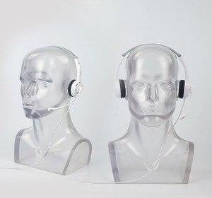 Mannequin de tête Transparent personnalisé | Mannequin de tête Transparent, Mannequin de tête Transparent, vente directe d'usine