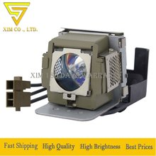 5J.01201.001/5J01201001 Projector Replacement Lamp with Housing Work for BenQ MP510 GLH115 Projectors цены