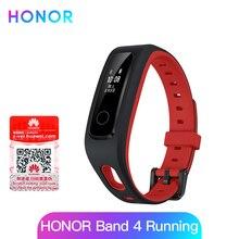 Original Honor Band 4 Running Version Smart Wristband Fitness Tracker Sports 50M Waterproof Bracelet Sleep Monitor