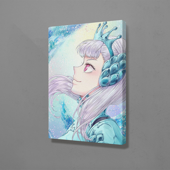 Canvas Painting Wall Art Silva Noelle Canvas Modular Anime Wall Canvas Black Clover Print Posters Frame Bedroom Canvas Painting image