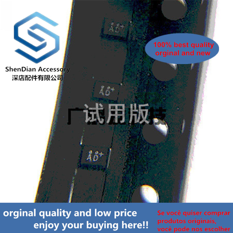 10pcs 100% Orginal New CSPEMI202AG EMI Filter Circuit Silk Screen AD Patch CSP-5
