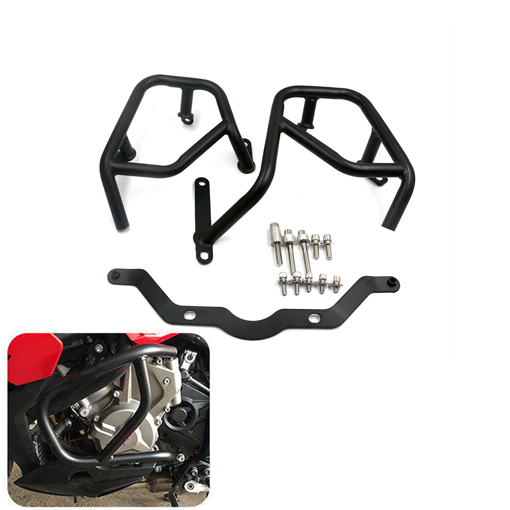 For BMW S1000XR S1000 <font><b>XR</b></font> <font><b>S</b></font> <font><b>1000</b></font> <font><b>XR</b></font> 2015-2020 Motorcycle Highway Front Crash Bars Engine Guard Bumpe Stunt Cage Frame Protector image