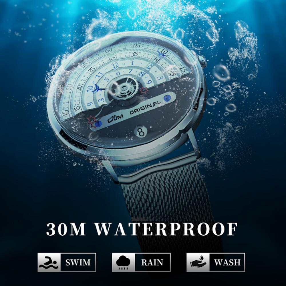 Fashion Watch Men Watches  Creative Men's Watches Male Wristwatch Luxury Mens Clock reloj mujer bayan saat 5