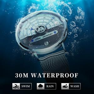Image 4 - Fashion Watch Men Watches  Creative Mens Watches Male Wristwatch Luxury Mens Clock reloj mujer bayan saat