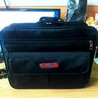 Large Capacity Laptop Computer Bag Neoprene Computer Bag Tablet PC Bag Multifunctional Briefcase