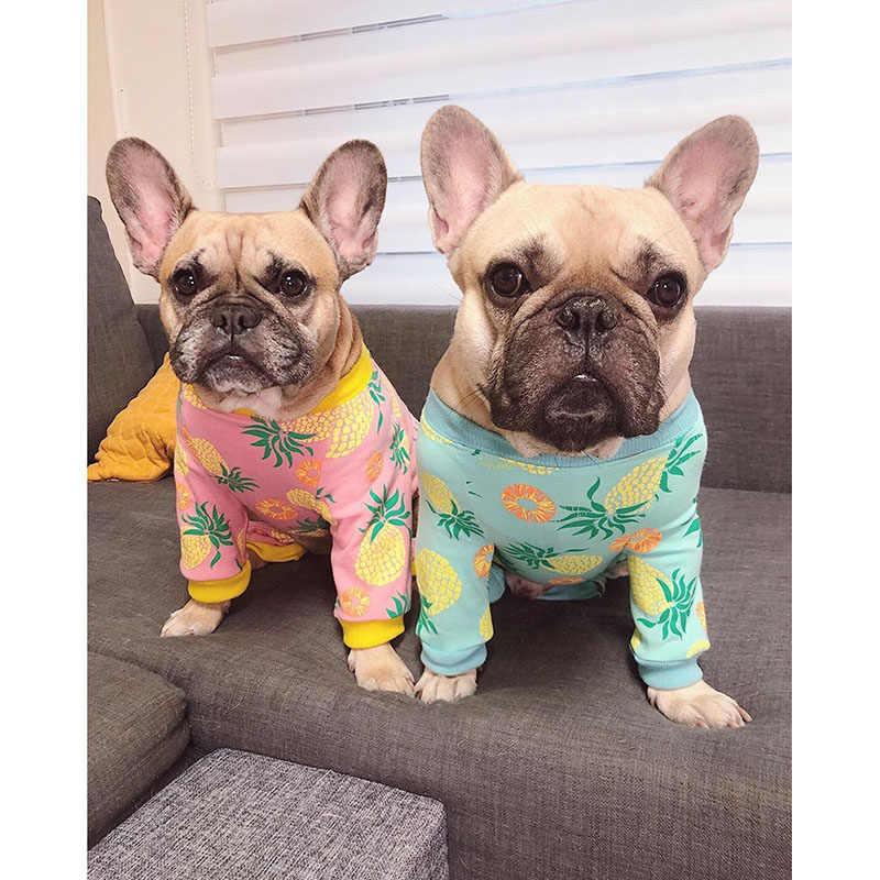 Winter Warm Cartoon Tiere Pet Hund Kleidung Für Kleine Hunde Weiche Baumwolle Outfit Für Chihuahua Französisch Bulldog Kostüm Haustiere Kleidung