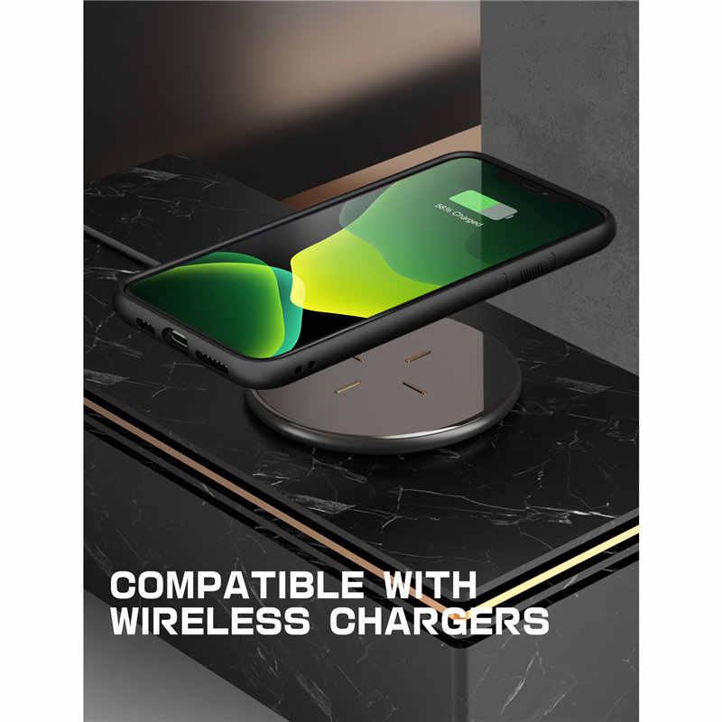 Untuk iPhone 11 Pro Max Case 6.5 Inci (2019 Rilis) SUPCASE UB Style Premium Hibrida Pelindung Bumper Case Bening Penutup Belakang Caso