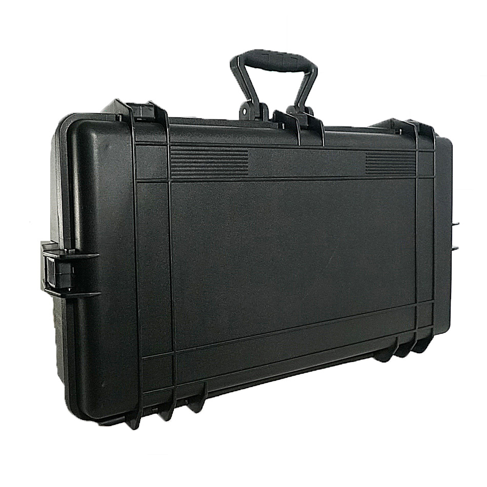 Waterproof Plastic Case Tool Case Toolbox Suitcase Impact Resistant Sealed Equipment Box Camera Case File Box With Pre-cut Foam