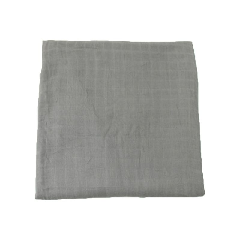 Newborn Blanket Bamboo Fiber Muslin Swaddle Wrap Photography Props Accessories 72XC