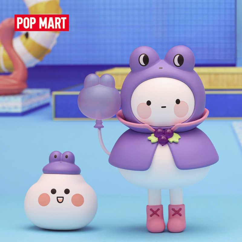 POP MART BOBO COCO balon arazi oyuncaklar şekil kör kutu Action figure doğum günü hediyesi çocuk oyuncak ücretsiz kargo