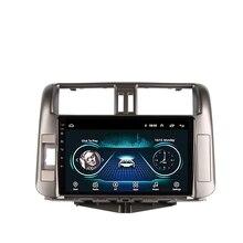 2 Din Car Radio Multimedia Android 8.1 Video Player Navigation GPS For Toyota LAND CRUISER PRADO J150 2009 2010 2011 2012 2013 2pcs pair for toyota land cruiser prado 150 2009 2017 lexus gx460 2010 2012 air suspension spring bag 48090 60010 48080 60010