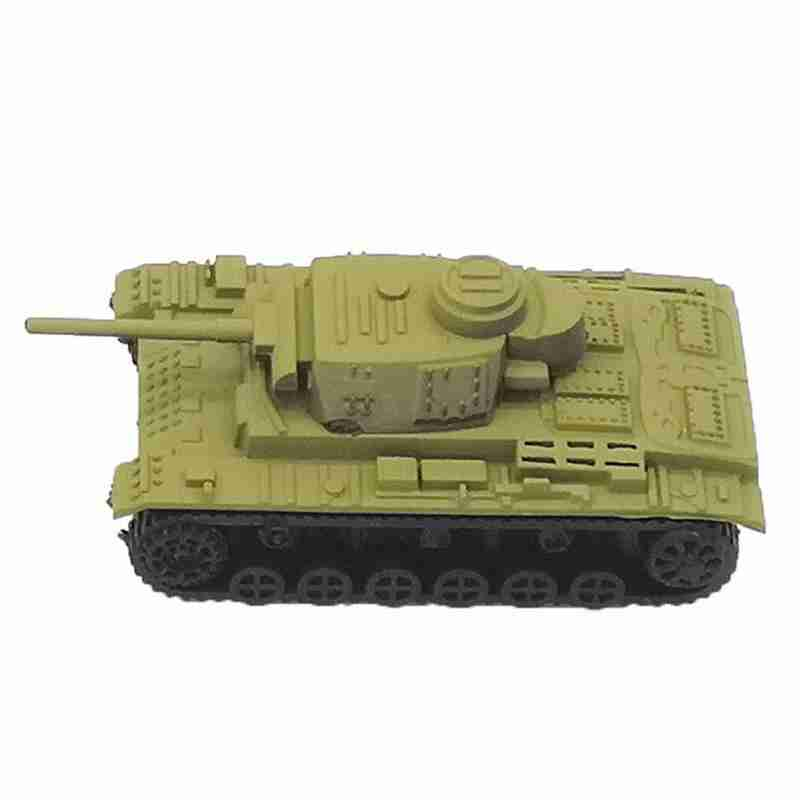 1:144 Plastic Tank Model Building Kits Tank Military Finished Model Toy For Kids Children Birthday Gift Home Decoration