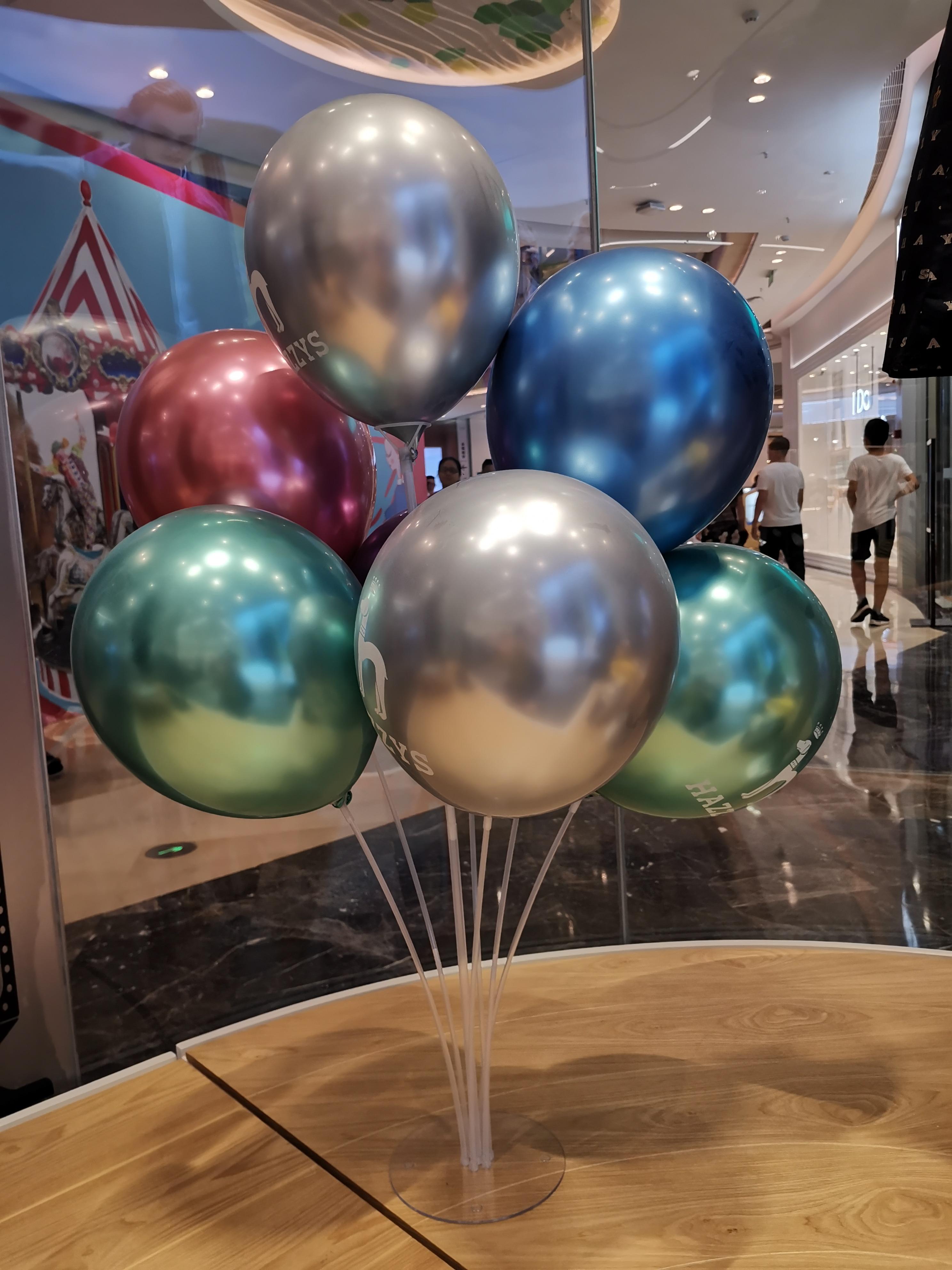 10/20/30pcs Metallic Latex Helium Balloon Birthday Parties Decorations Adult Decor Anniversaire Wedding Party Supplies Ballon