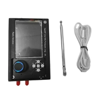 PORTAPACK H2 HACKRF ONE SDR Radio with Havoc Firmware 0.5Ppm TCXO GPS 3.2 Inch Press LCD 1500MAh Battery + Metal Case
