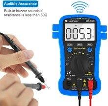 цены Multimeter HoldPeak HP-39K Auto Range Digital Avometer Universal Meter 4000 Counts With NCV, Diode Test