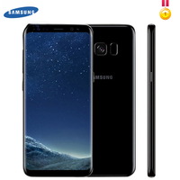 Samsung Galaxy S8 G950F G950U NFC Global Version Original LTE GSM Mobile Phone Octa Core 5.8 12MP RAM 4GB ROM 64GB Exynos