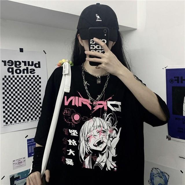 Anime & Cartoon T Shirts