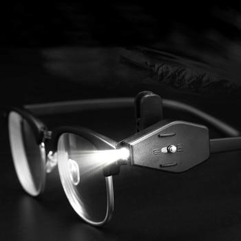 Survival Lighting Glasses Flashlight Torch 2