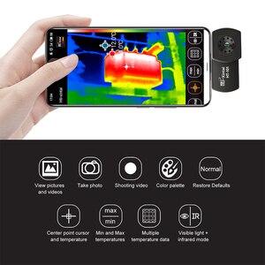 Image 4 - Chranto HT 101 電話熱検出イメージャ android タイプ C 熱画像検出器