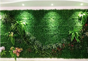 10 шт./лот искусственный дерн ковер моделирование пластиковый самшитовый коврик трава коврик 25 см * 25 см зеленый газон для украшения дома и са...