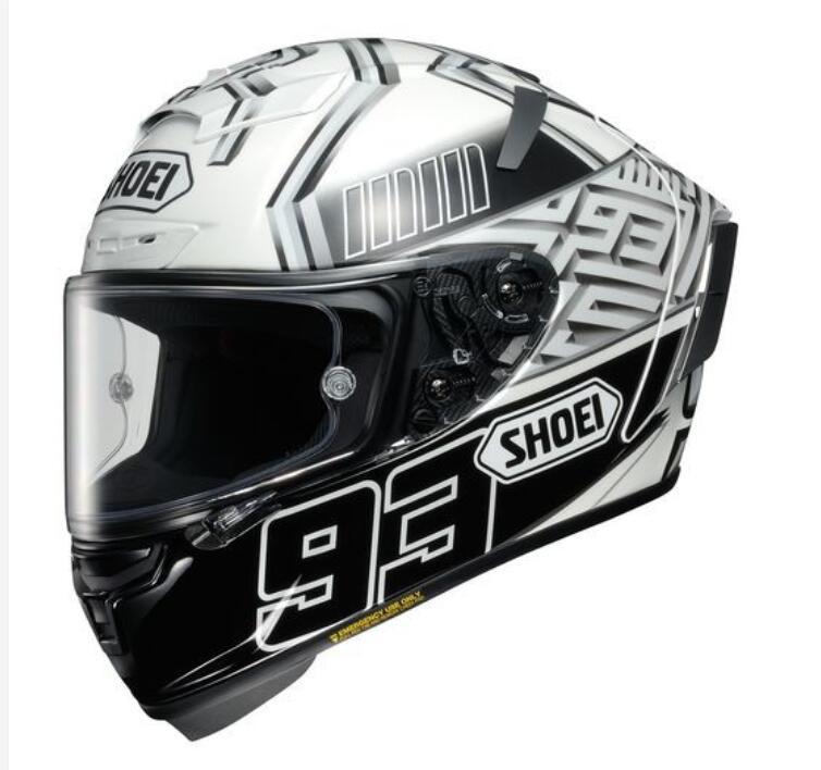 Full Face Helmet Safe Racing X12 X14 93 Pull BEAR Money Cat Model Motor Motorcycle Hat Helmet Safe Ship