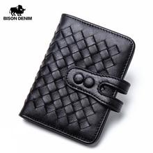 BISON DENIM Cowhide Leather…
