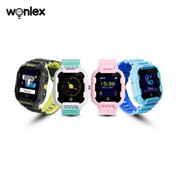 Детские смарт-часы Wonlex KT03 3