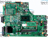 Janus_Intel MB 13302 1 MRF1C 5VTW9 NXCCW DDR3L 3205U CPU motherboard for Dell Vostro 3000 14 3449 3446 15 3549 3546