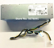 desktop power supply for L240ES-00 DK87P 0DK87P CN-0DK87P Max 240W, 6Pin + 4Pin(China)