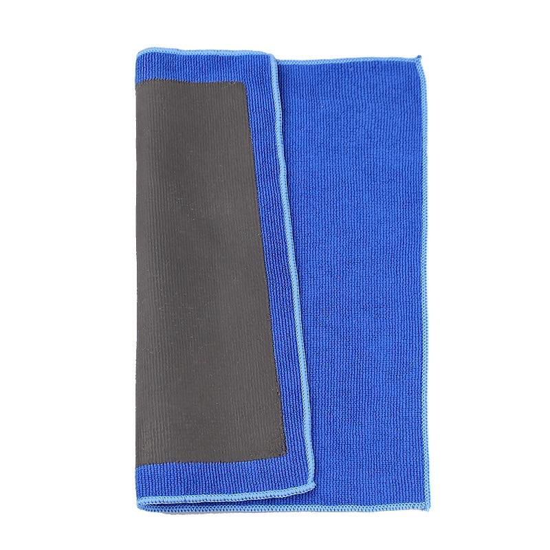 Auto Window Clean Windshield Windscreen Microfiber Car Beauty Magic Mud Decontamination Clay Car Cleaning Tool Care Glass Towel
