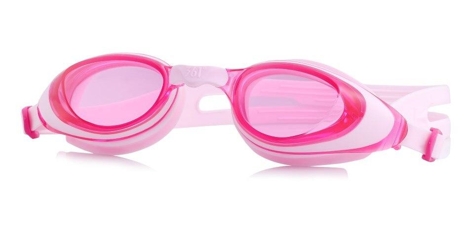 clara anti nevoeiro natação óculos com caso