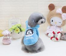 Pet Dog Clothes Chihuahua Coat Jackets For Ctue Coats Soft Cotton Puppy Small Dogs Spring Clothing Products