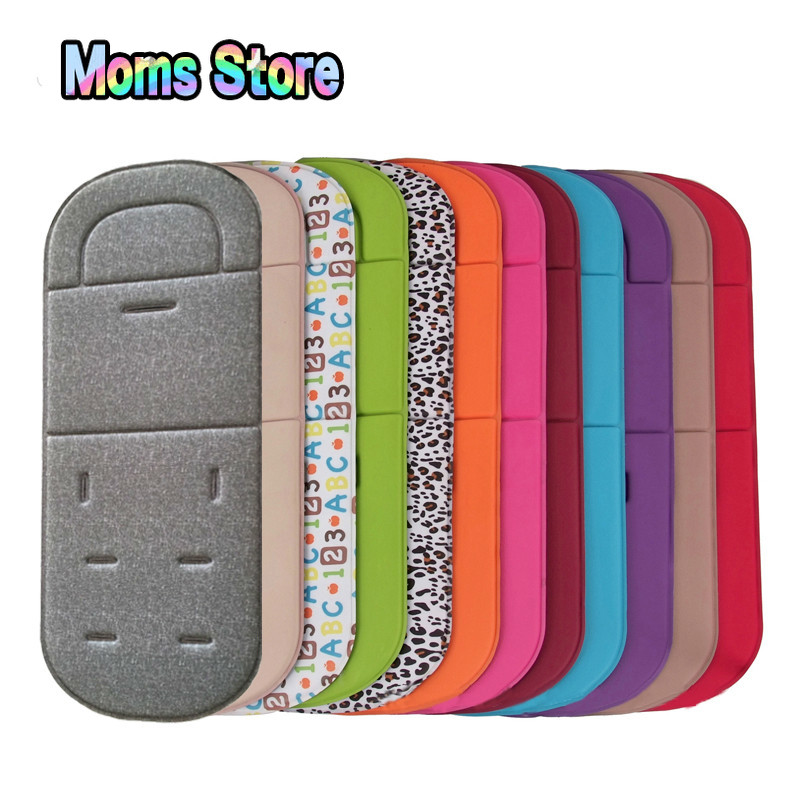 2019 Comfortable Baby Stroller Pad Four Seasons General Soft Seat Cushion Child Cart Seat Mat Kids Pushchair Cushion For 0-27M