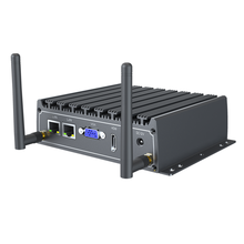Tanie Mini komputer Intel Core i7 4500U i5 4200U komputer stacjonarny Windows10 pro Linux 4 * USB3.0 2 * Lans 3 wyświetlacz VGA DP 4K HD HTPC WIFI