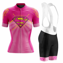 цена на VEZZO women's short sleeve cycling jersey sets bike team clothing ciclismo ropa mujer go bike pro team cycle wear Bib Shorts set