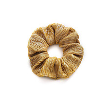 1pcs/set Satin Scrunchies for women Solid Color Elastic Hair Bands girl fashion Ponytail Holder Rope Accessories