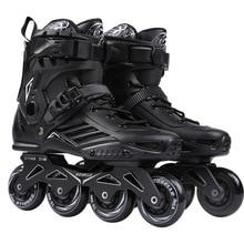 RS6 Roller Skates Inline Speed Skate Shoes Hockey Unisex  Roller Skates For Adults Skates Inline Professional SEBA Skating Shoes