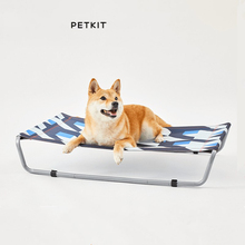 PETKIT Large Dog Beds Dog Camping Bed Off The Ground Kennel Winter Warm Pet Bed Golden Retriever Poodle Shiba Inu Dog Beds