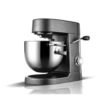 SM70 New chef machine Commercial multi functional household 7L butter beat egg and knead dough silent DC motor
