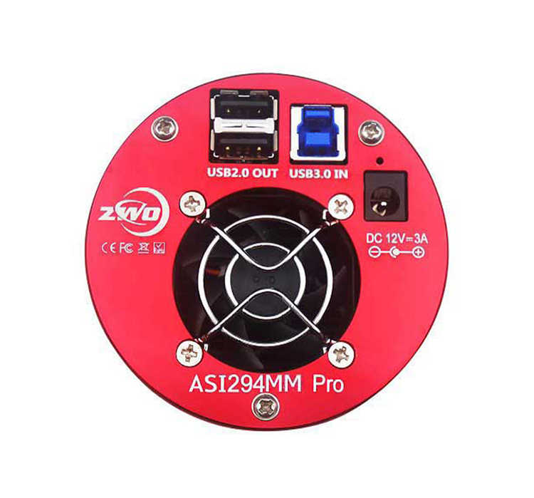 ZWO ASI294MM Pro KIT ASI294MM Pro + EFW 8*1,25 (31mm)+ 31mm LRGB + 31mm Ha SII OIII + OAG ZWO ASI ASI294 MM ASI 294 MM