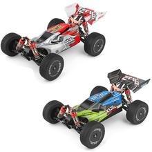 WLTOYS 14400 1/14 RC Car Toys Electric 4WD Off-road Vehicle High Speed Remote Control Vehicle Kids Toys Gifts sdl 2017a 9 4 channel 10 in 1 diy block high speed remote control off road vehicle educational toys for children