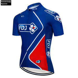 2019 6XL FDJ Blue Team Cycling