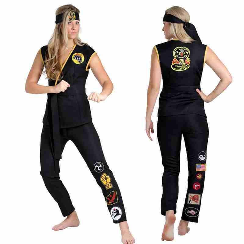 new Kimono cosplay Practice Judo Costume black adult girl Taekwondo Suit Karate Tae Kwon Do Clothes for women Martial Uniform