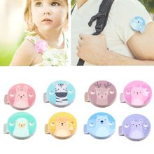 Clip-Clamp Baby Cute Children Mini for Buckle Repellents Bug Insect Anti-Mosquito Pest
