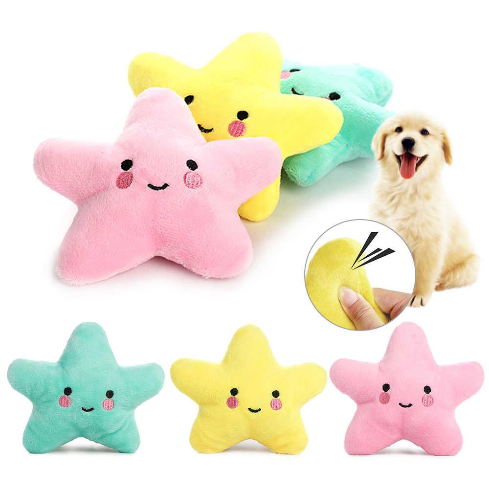 Juguetes molares para mascotas, juguete para masticar perros, juguete con chirrido para perros pequeños y grandes, divertidos juguetes con sonido para mascotas, suministros de entrenamiento para perros