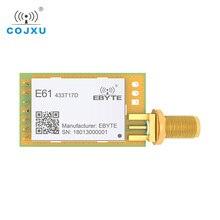 433MHz TCXO Modbus Long Range ebyte E61 433T17D Wireless Transceiver rf Module UART Data Receiver rf Module