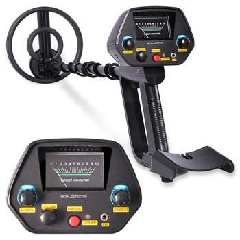 MD-4080 High Sensitivity Underground Metal Detector Professional Underwater Search Gold Digger Searching Treasure Hunter Finder
