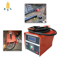 PE pipe electric fusion welding machine pipeline automatic welding equipment gas hydropower engineering pipe welding machine