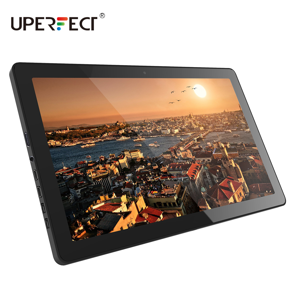 <font><b>10</b></font>.1 <font><b>Inch</b></font> Raspberry Pi HD <font><b>Touchscreen</b></font> Capacitive IPS Monitor <font><b>HDMI</b></font> Display Gaming Screen Build-in Speakers for Phone Windows PC image